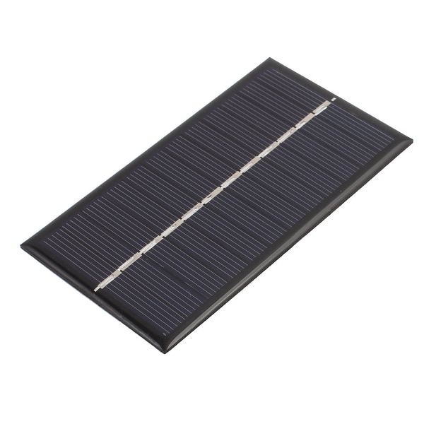 110mm x 60mm 1 Watt 6 Volt Polycrystalline Solar Cell Panel Module