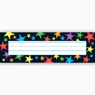 Gel Stars Desk Topper Name Plates