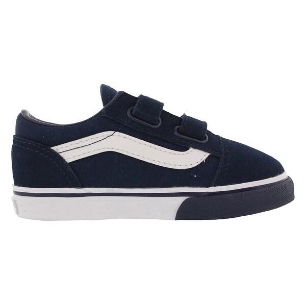Shop Vans Old Skool Classic Boy'S Shoe Overstock 27785188