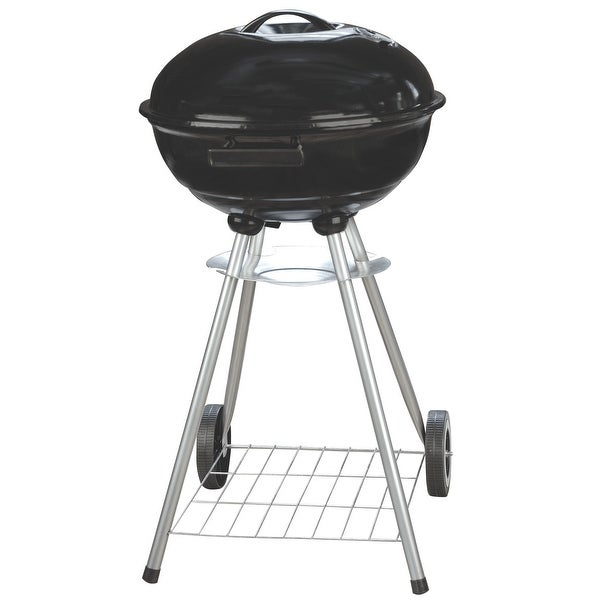 """GrillFest 18.5"""" Charcoal Kettle Grill - 248. Opens flyout."""