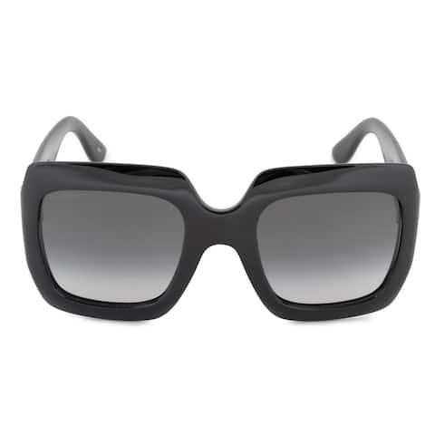 22a41bf3e4d Gucci Gucci Oversized Sunglasses GG0053S 001 54