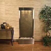 Adagio Harmony River  Fountain - Flush Mount - Stainless Steel - Choose Options