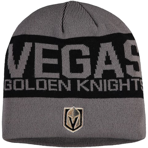 Vegas Golden Knights City Above Coach Sport Beanie
