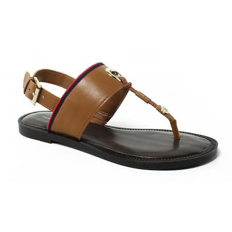 3ddc87cfd Buy Tommy Hilfiger Women s Sandals Online at Overstock