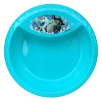 Disney Frozen Party Serveware Collection, a Selection of Platters, Cupcake Stands, and More (6.5 Diamond Rim Bowl)