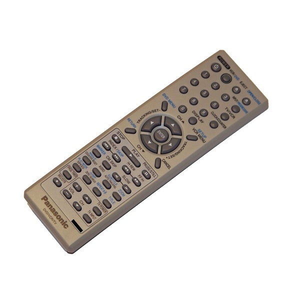 OEM Panasonic Remote Control Originally Shipped With: PVD734S, PVD743S, PVD744S, PVD744SA