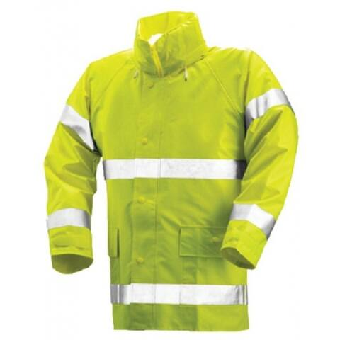 Tingley J53122-3X Comfort Brite High Visibility Jacket, XXXL, 0.35mm