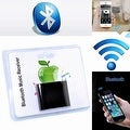 Wireless Bluetooth A2DP Music Receiver 30 Pin for Apple Speaker Docks SoundDock Series I II 10 US - Thumbnail 0
