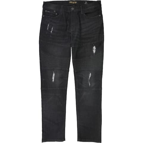 Ring Of Fire Mens Saticoy Slim Fit Jeans