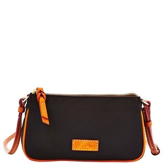 Dooney & Bourke Nylon Lexi Crossbody (Introduced by Dooney & Bourke at $98 in Apr 2014) - Black