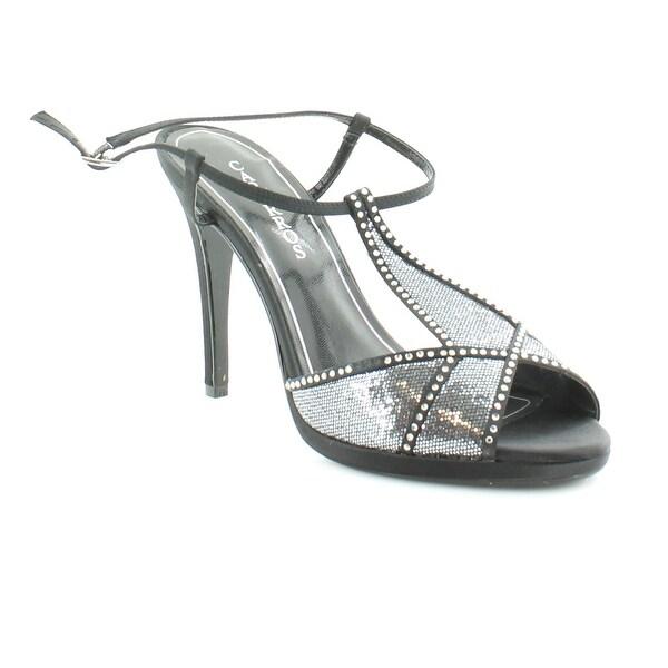 Caparros Ecstasy Women's Heels Pewter