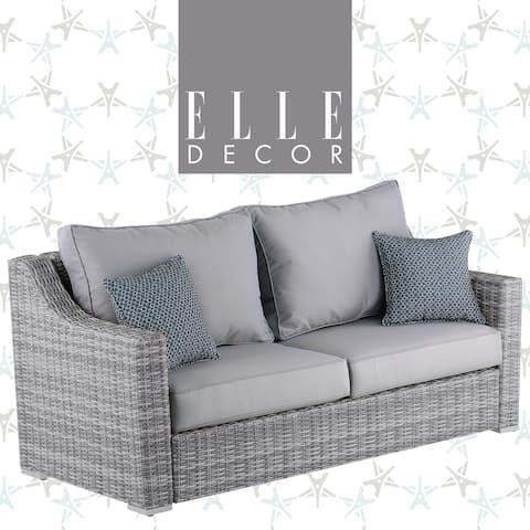 Elle Decor Vallauris Outdoor Sofa