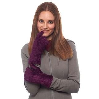 Sub Zero Stretch Knit Cozy Gloves