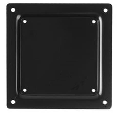 Ziotek 111 0368 Vesa Plate 75mm-100mm Black