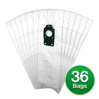 EnviroCare Replacement Vacuum Bag for Simplicity R10D / R10S Vacuums - 6 Pack