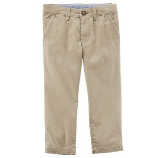 Carter's Baby Boys' Chino Pants - Khaki