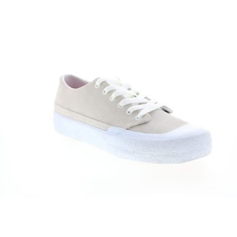 DC Tristan Funkhouser LO S White Mens Collaboration & Limited Sneakers