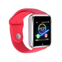 Worryfree Gadgets - Smartwatch-Red