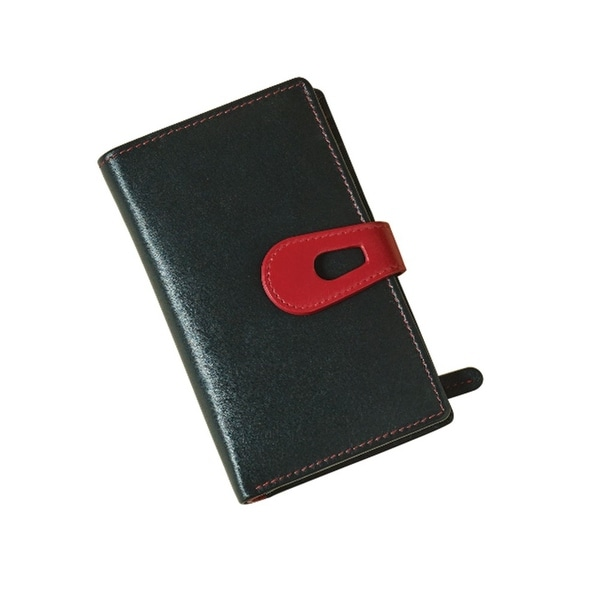 Women's Wallet - Leather RFID Protection Cash 'N Card Case - One size
