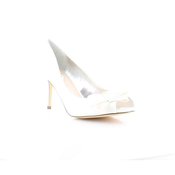 Nina Florice Women's Heels Ivory
