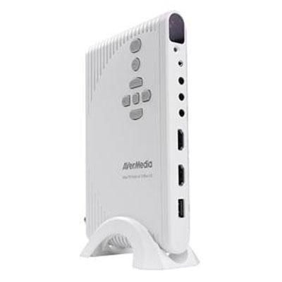 Avermedia Avertv Hybrid Tvbox 13, Hd Video On Your Monitor Or Tv, Muitiple Input / Output, Tv Tuner, Video Hub, Remote C