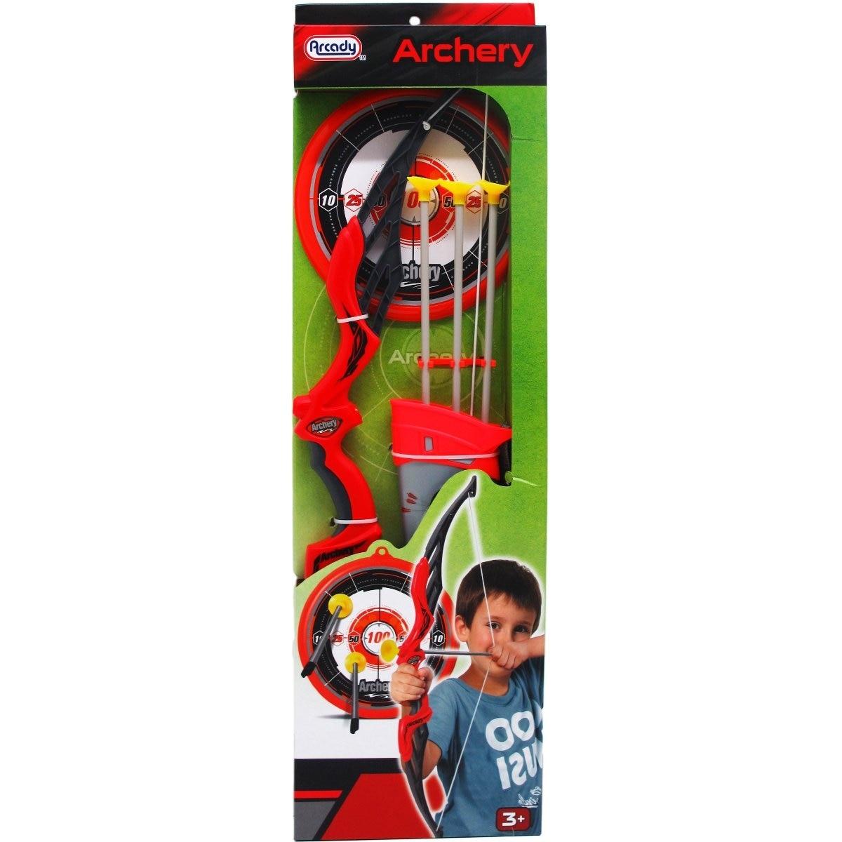 "26.25"" Super Archery Play Set with Arrow Case - 12 Units thumbnail"