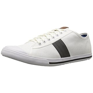 Ben Sherman Mens Eddie Lo Fashion Sneakers Canvas Lace Up - 7 medium (b,m)