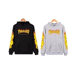 Men's hoodie Thrasher Women Sweatshirts