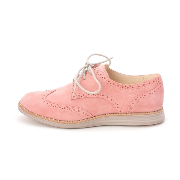 Cole Haan Womens Patriciasam Low Top Lace Up Fashion Sneakers - 6