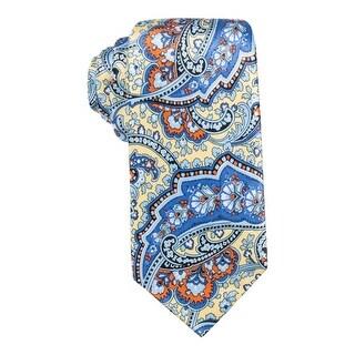 Countess Mara Mens Boxwood Neck Tie Paisley Classic - o/s