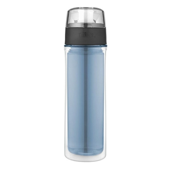Thermos Blue Hydration Bottle