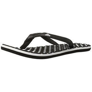 Adidas Womens Eezay Dots, White/Black/Black, 10