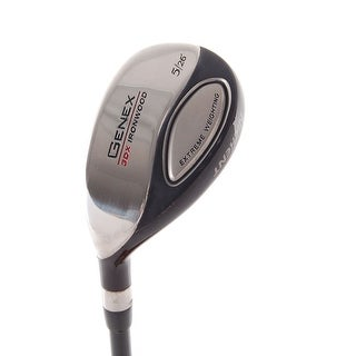 New Nickent Genex 3DX Hybrid #5 26* SR2 Senior Flex Graphite LEFT HANDED