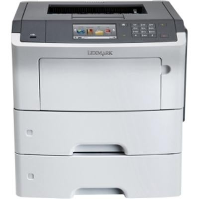 Lexmark Ms610dtn - Monochrome Printer - 50 Ppm - 1200 Sheets - 1200 Dpi