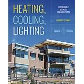 Heating, Cooling, Lighting - Norbert Lechner