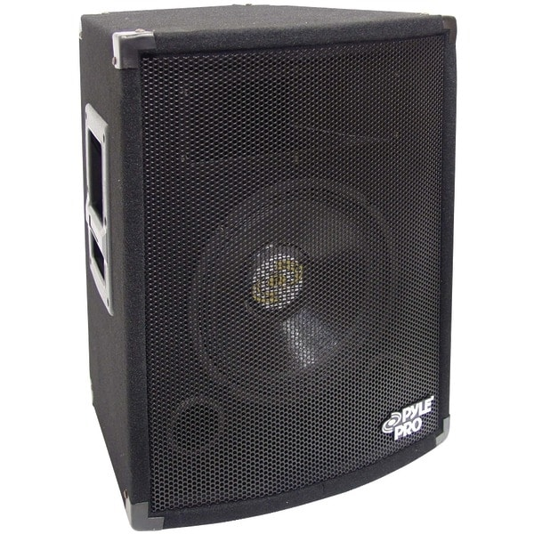 "PYLE PRO PADH1079 500-Watt, 10"" 2-Way Professional Speaker Cabinet"