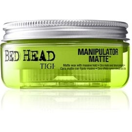 TIGI Bed Head Manipulator Matte Wax, 2 oz