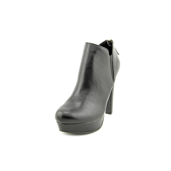 Material Girl Ross Womens Black Boots
