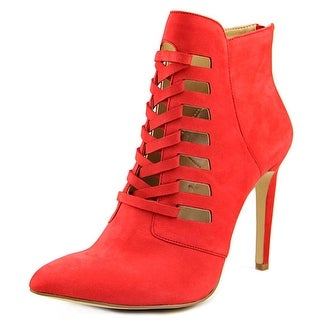 BCBGeneration Coy Pointed Toe Leather Ankle Boot