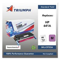 Triumph Remanufactured 641A Toner Cartridge - Magenta Toner Catridge