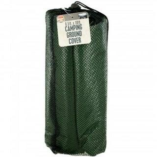 Bulk Buys OS272-4 Camping Ground Cover Tarp - 4 Piece