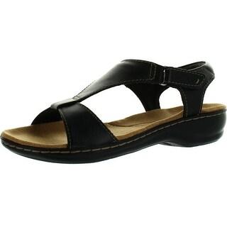 Clarks Women's Leisa Foilage Sandals