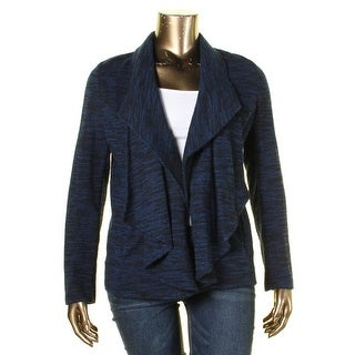 Grace Elements Womens Jacket Knit Draped - xL