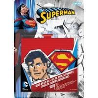 Superman - Perler Fused Bead Kit