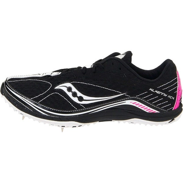Saucony Womens Kilkenny Xc5 Low Top Lace Up Running Sneaker
