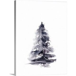 """Pine"" Canvas Wall Art"