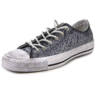 Converse Missoni Chuck Taylor Ox Round Toe Leather Sneakers