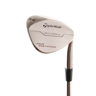 New TaylorMade Tour Preferred Wedge 54* (ATV Grind) RH w/ Steel Shaft