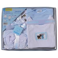 Bambini 5 Piece Gift Box - Blue - Size - Newborn - Boy