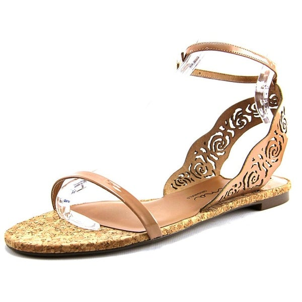 Nina Shiloh Women Nude Sandals